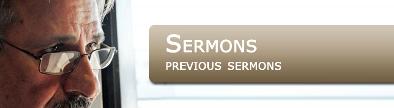 Archive of Sermons and Sermon Notes