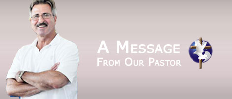 Message from Pastor Silano